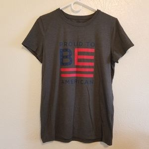 "Under Armour ""Proud to Be American"" T-Shirt"